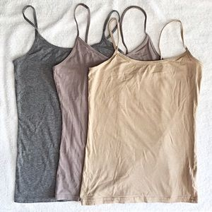 Forever 21 Cami Bundle (3)  XS S